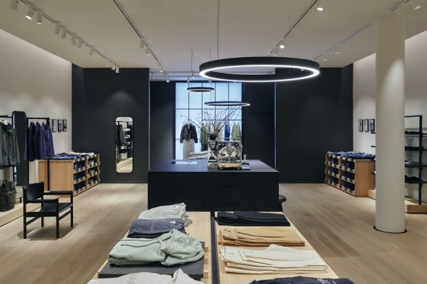 The Scandinavian Studio–Marc O'Polo's new store concept