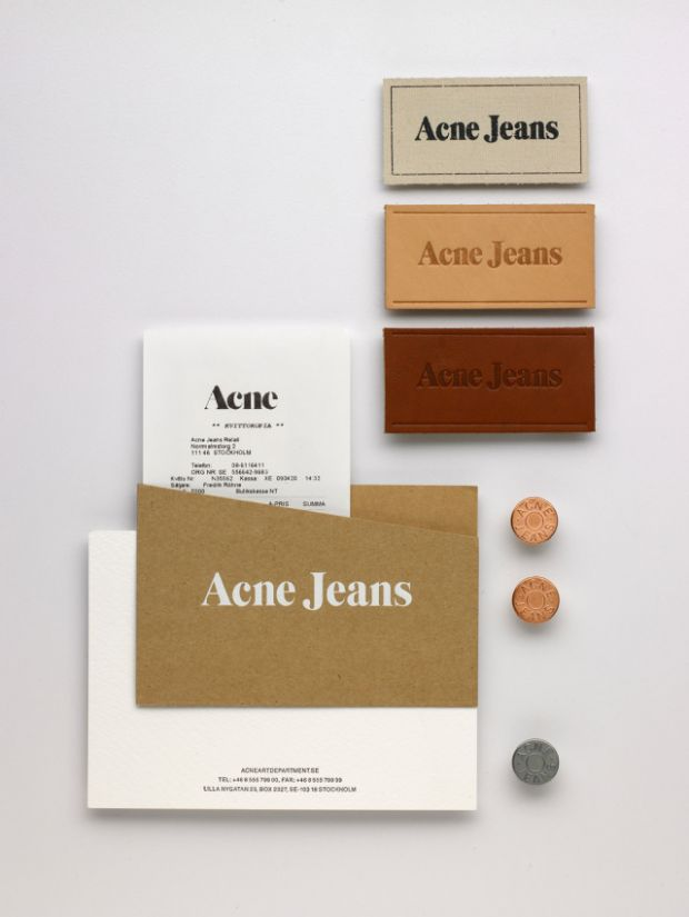 Martin Gustafsson worked many years at Acne Jeans.