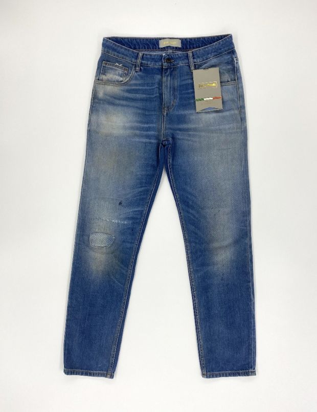 A sample of the Advance Denim By Paolo Gnutti denim collection