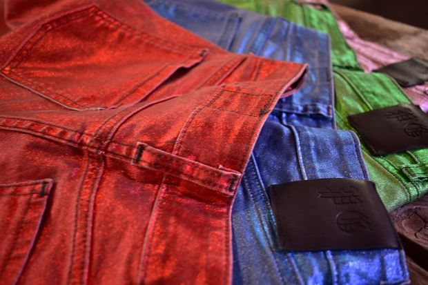 Fabrics by PG Denim