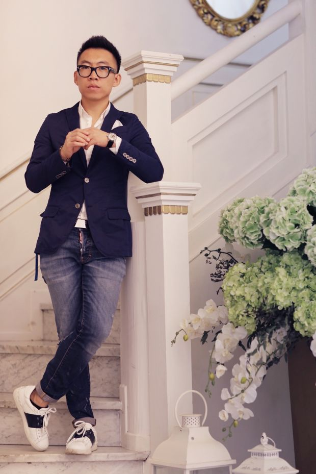 Jimmy Chen, CEO, Intellectual World Class S.r.l.