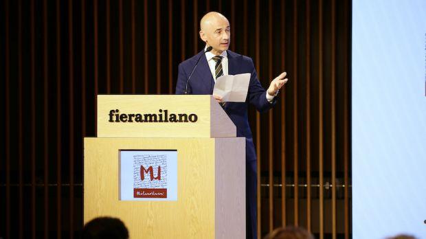 Alessandro Barberis Canonico, president, Milano Unica