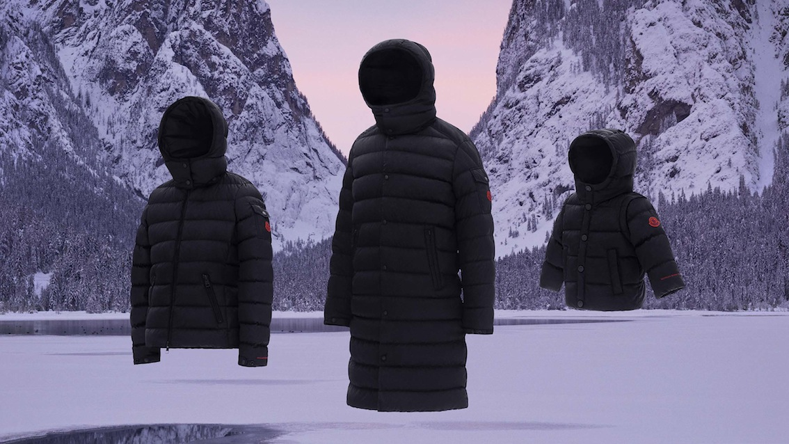 Moncler launches Born To Protect line