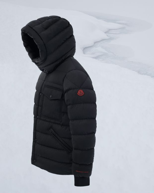 Jacket of Moncler's Born To Protect line