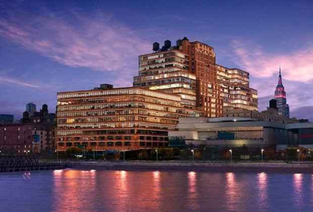 New location for Texworld NYC in July: Starrett-Lehigh Building in West Chelsea