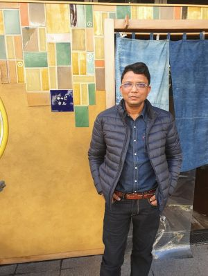 Sandeep Agarwal, founder/director, Denimsandjeans
