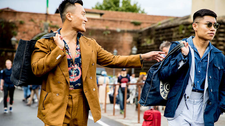 New dates for Pitti Summer 2021 events