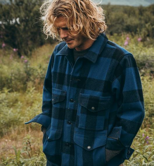 Filson wool shirt