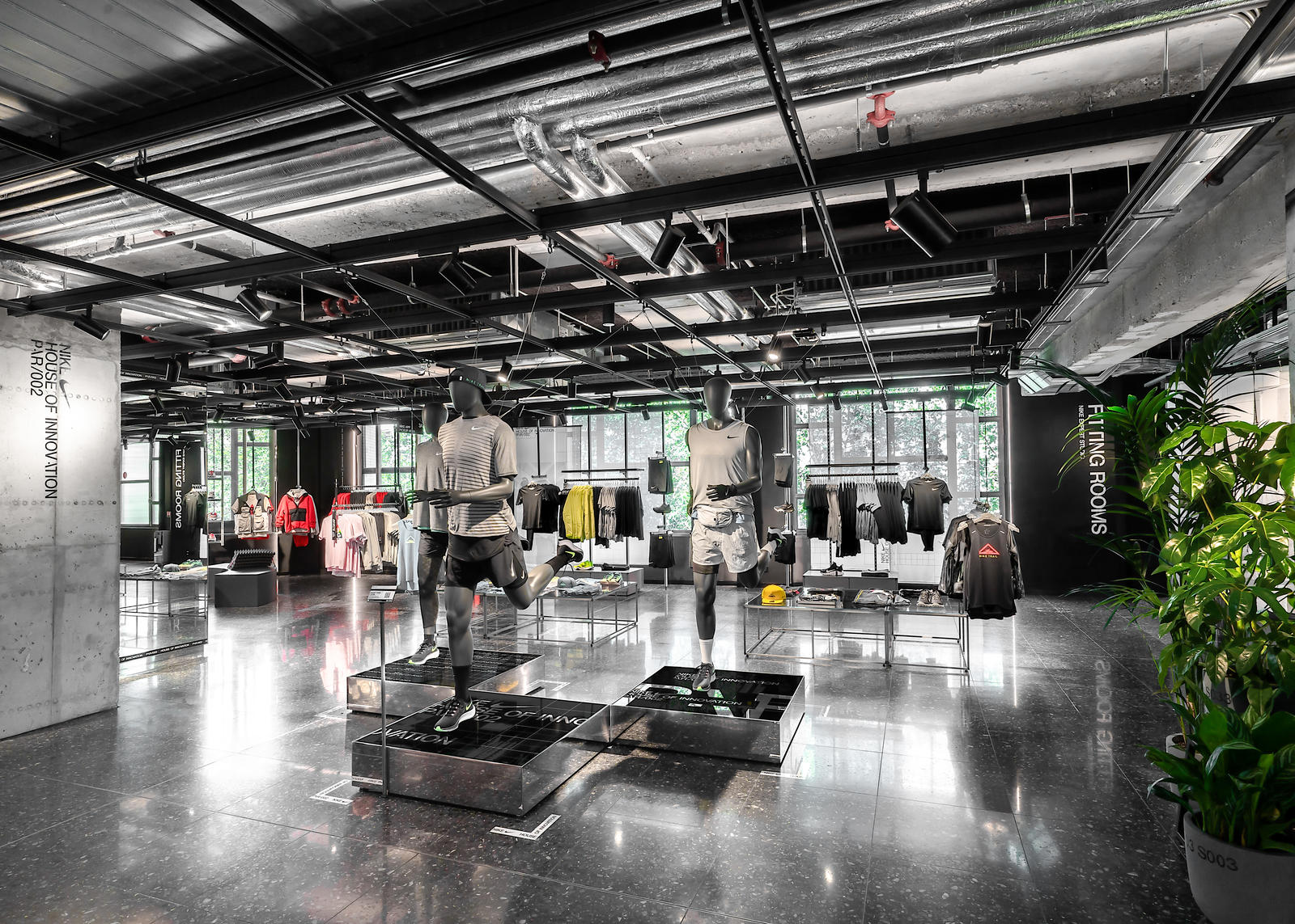 Nike opens House of Innovation in Paris