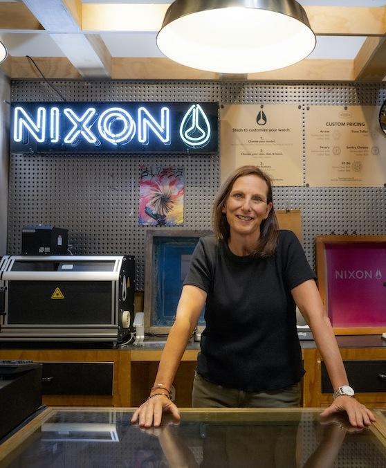 Nixon has a new President