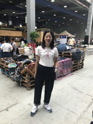 Vivian Wang, Kingpins' managing director and head of global sales
