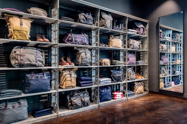 Stereo/Muc offers menswear brands like: Atelier & Repairs,Aspesi, AG Jeans, Alden, Baracuta, Barena, Church, Diemme, Felisi, Filson and Hartford