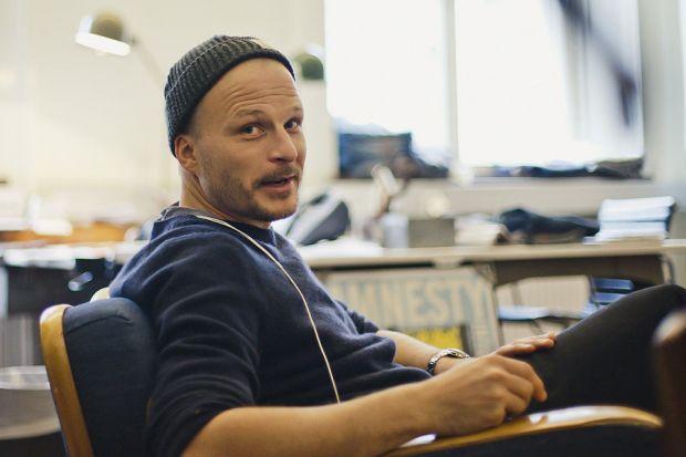 Joakim Levin, CEO, Nudie Jeans