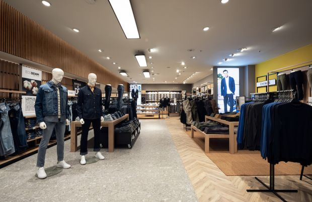 OVS store in Milan