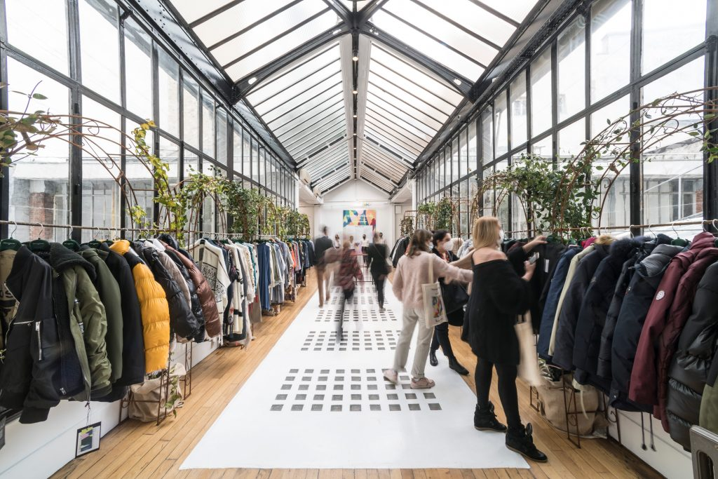 Our fashion and fabrics trade shows update