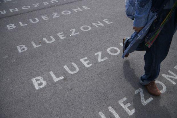 Bluezone in Munich