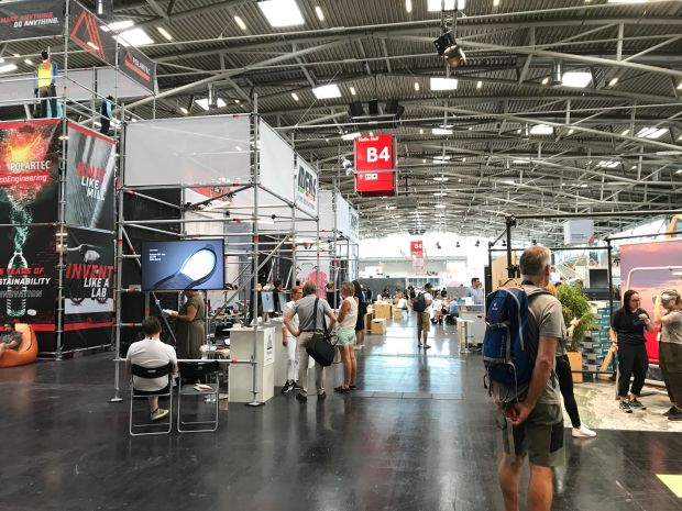 OutDoor by Ispo in July 2019