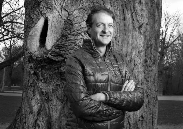 Matthijs Visch, Patagonia's new general manager EMEA