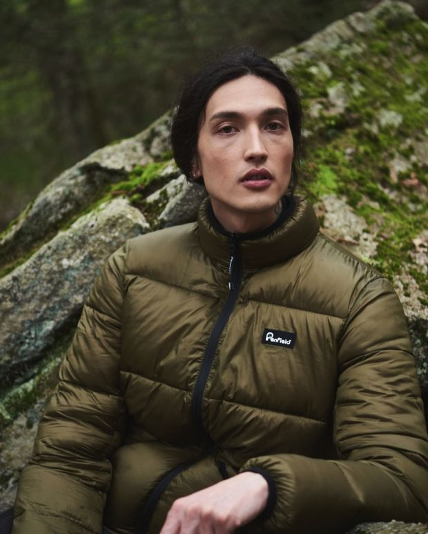 Puffer jacket by Penfield