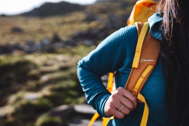 Lookbook image from Berghaus