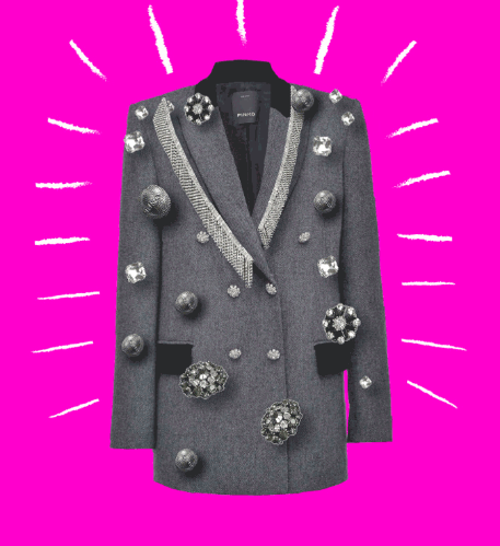 Pinko 'Reimagine' upcycled item