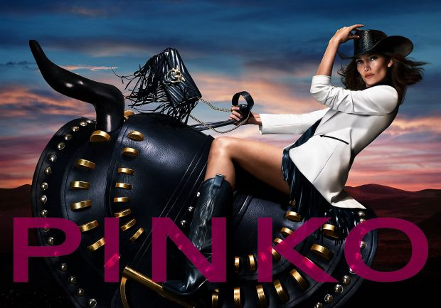 Pinko s/s 2020 campaign image