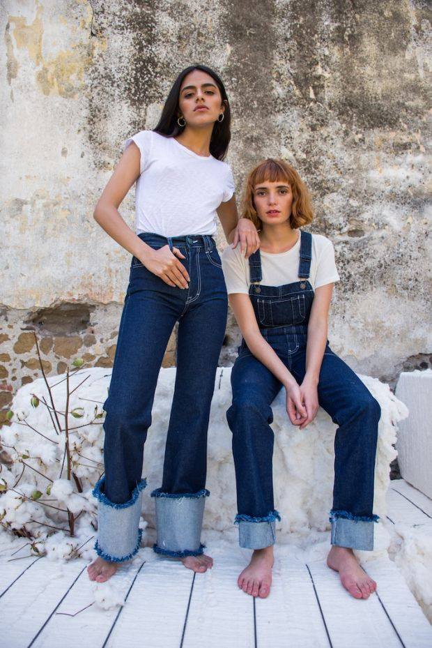 Jeans and dungarees by Piso Uno