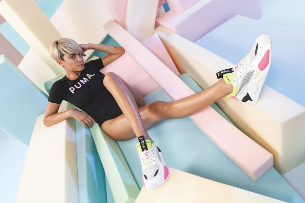 Singer and Puma ambassador Elodie will sing live at Plug-Mi