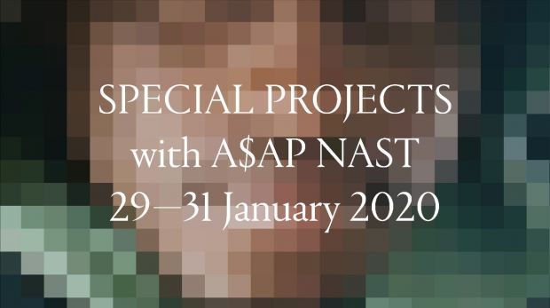 Special project with A$AP Nast
