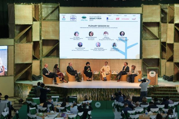 The Sustainable Apparel Forum (SAF)