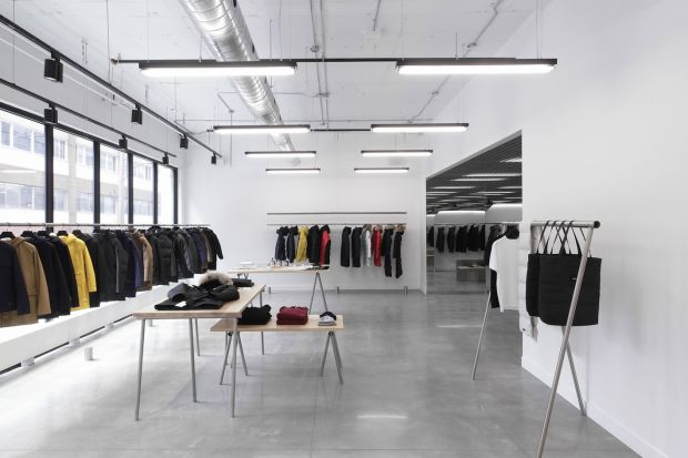 Quartz Co. flagship store in Montreal