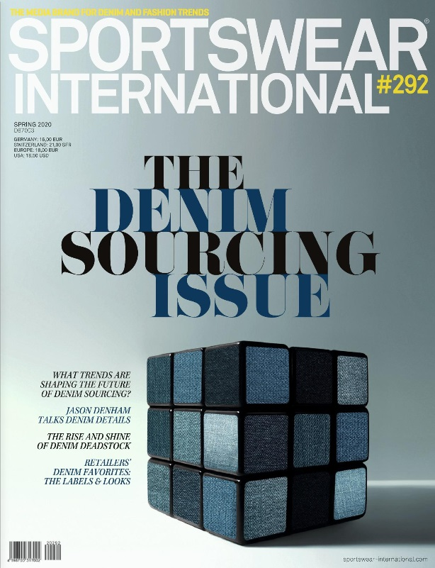 Read our brand new 'The Denim Sourcing Issue'