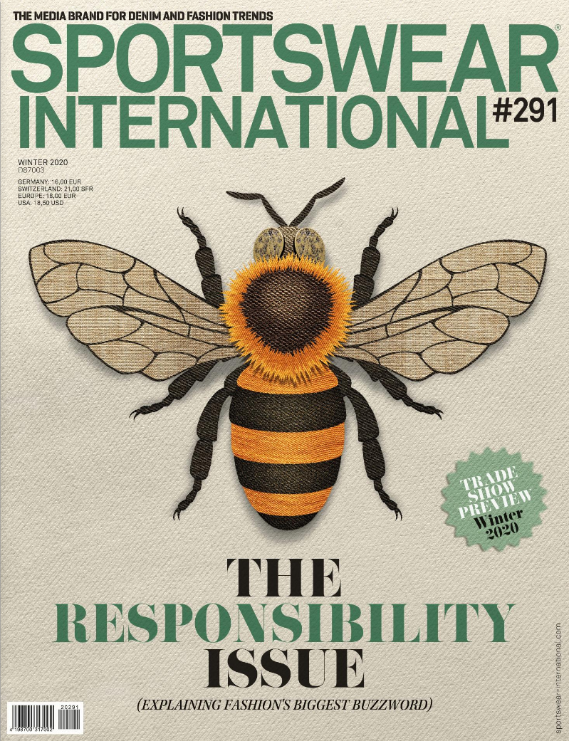 Read our brand new 'The Responsibility' issue