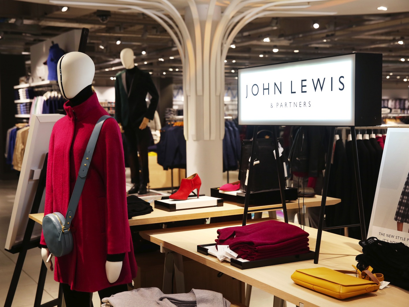 Rejuvenation: John Lewis adds more than 30 new brands