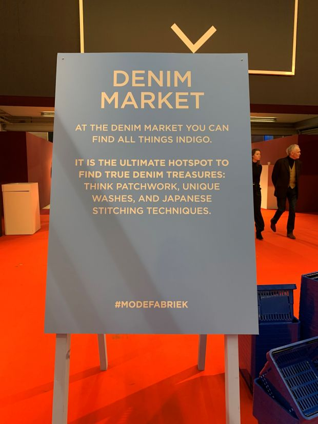 Denim Market at Modefabriek
