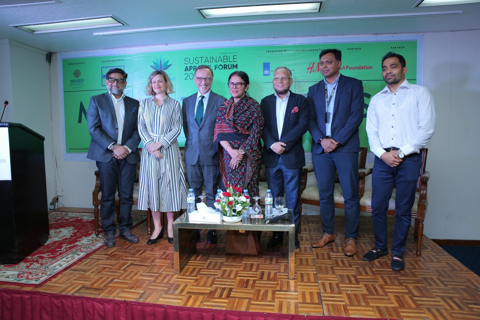 SAF for making Bangladesh apparel industry sustainable