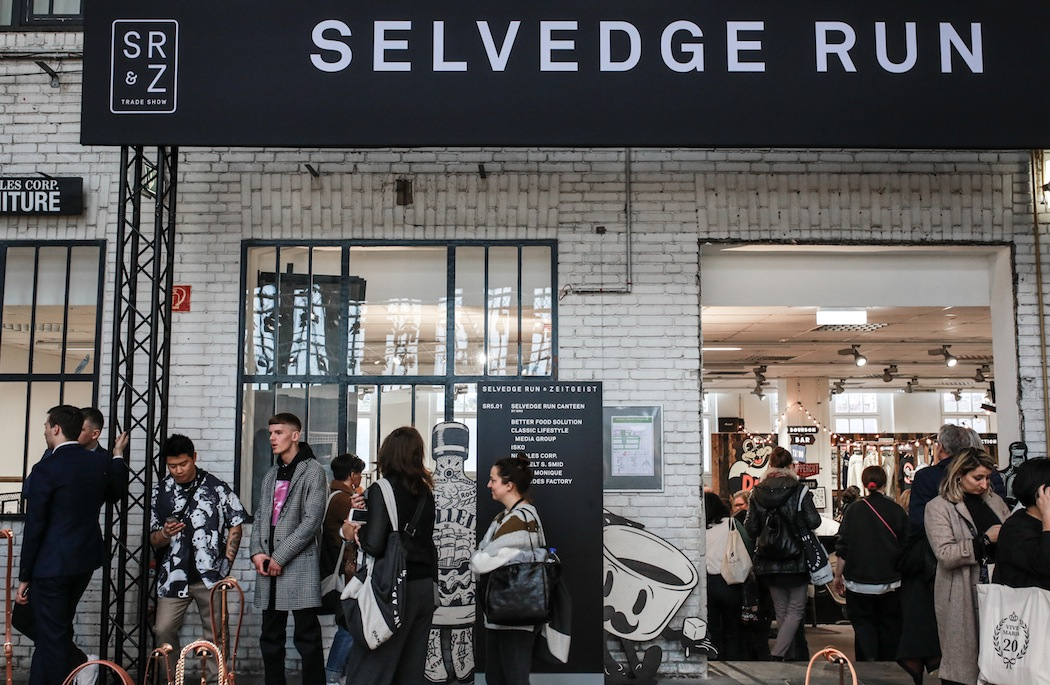 Selvedge Run: Back to the right place