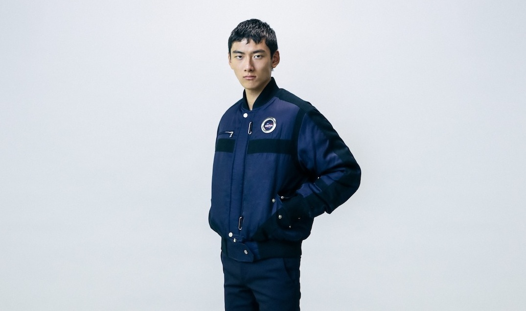 Sergio Tacchini cooperates with young Parisian label