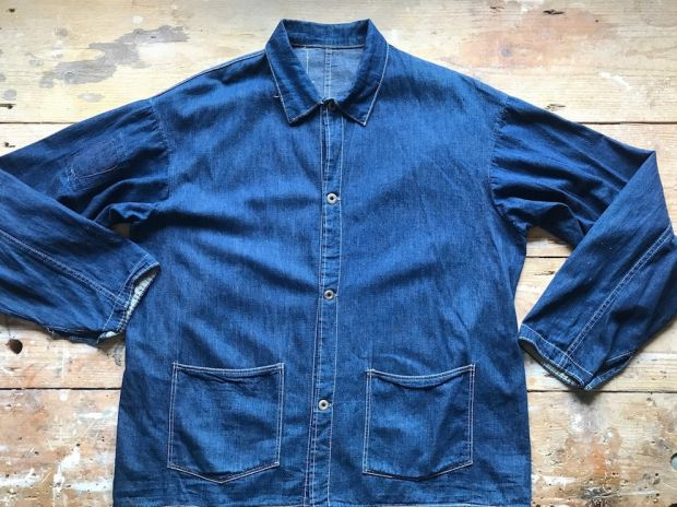 Miles Johnson's treasured vintage jacket