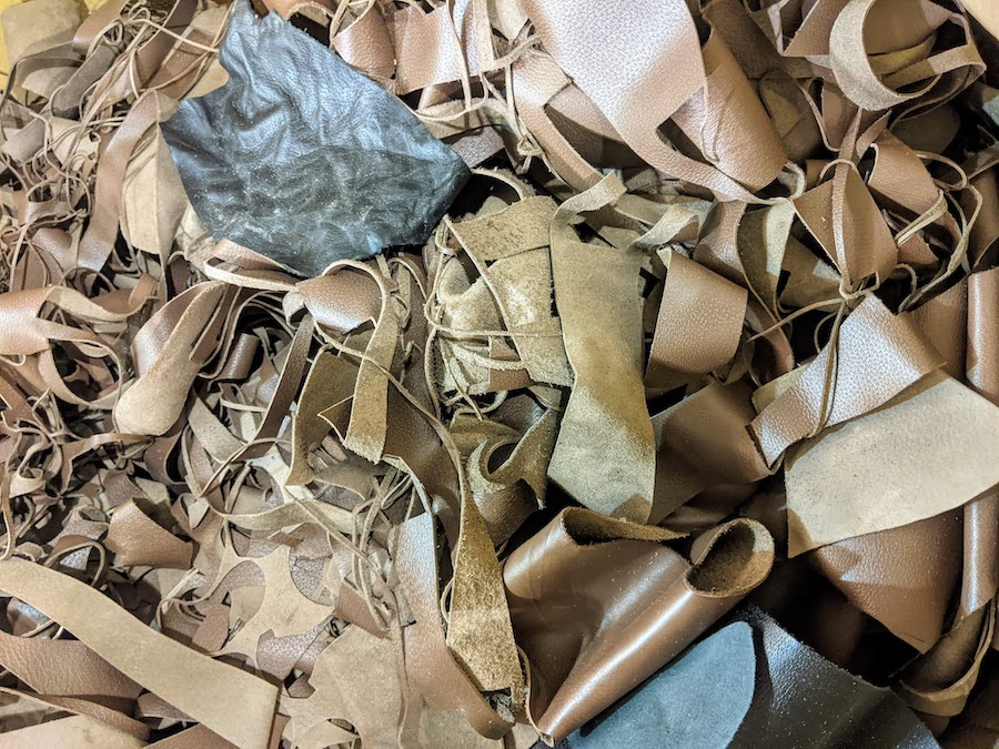 Sustainable Composites offers a new alternative to leather