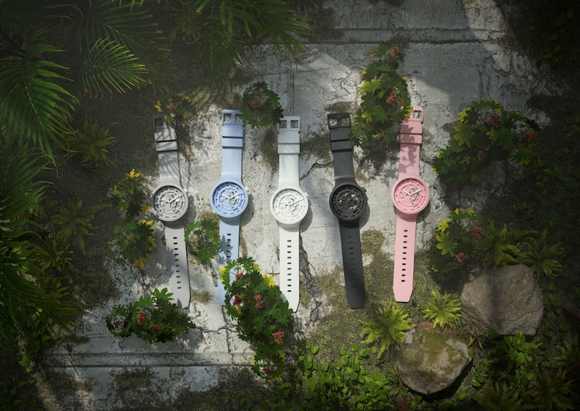 Swatch: Material innovation for the watch industry