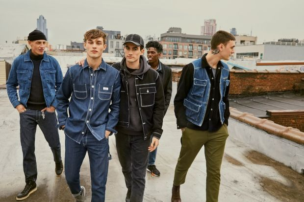 Jack & Jones collection, image picture