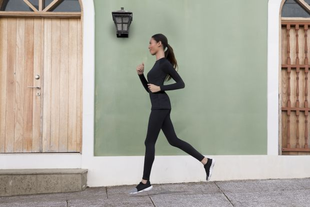 Thermolite and EcoMade activewear by Lycra