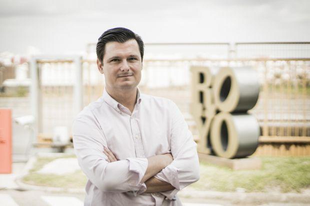 Jose Royo, sales director, Tejidos Royo