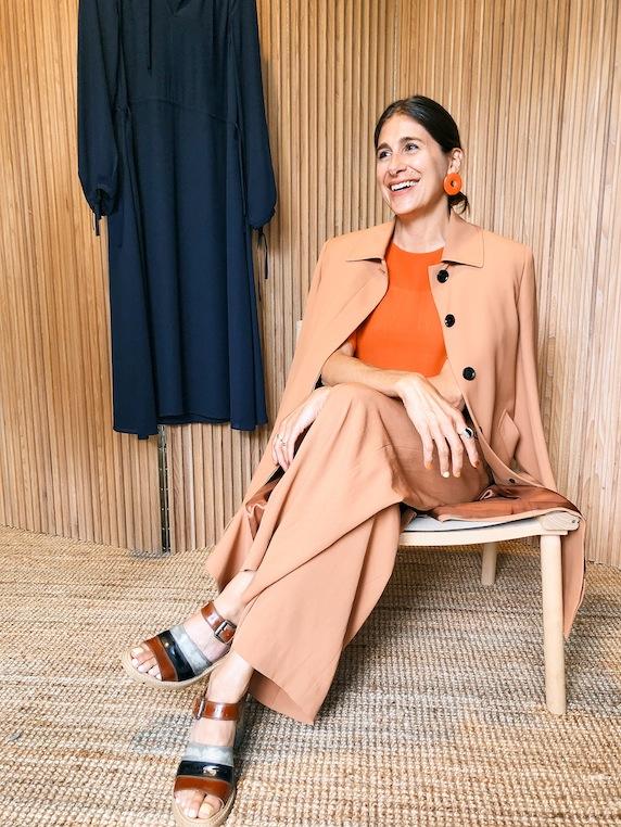 Jodi Everding, fabric, trim & sustainability manager, Filippa K