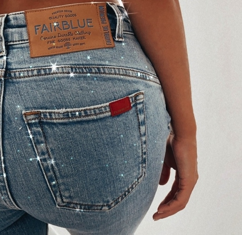 The new (denim) kid on the block is all about sustainability