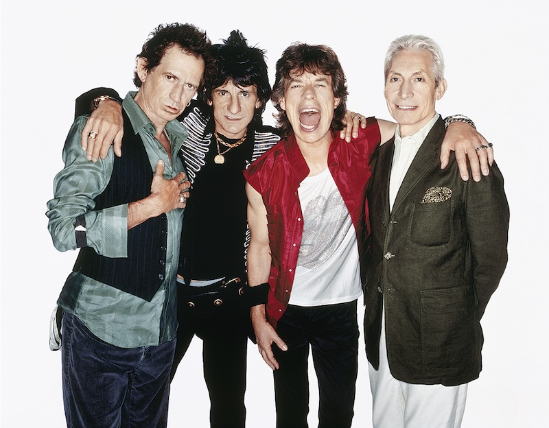 The Rolling Stones to open Flagship Store