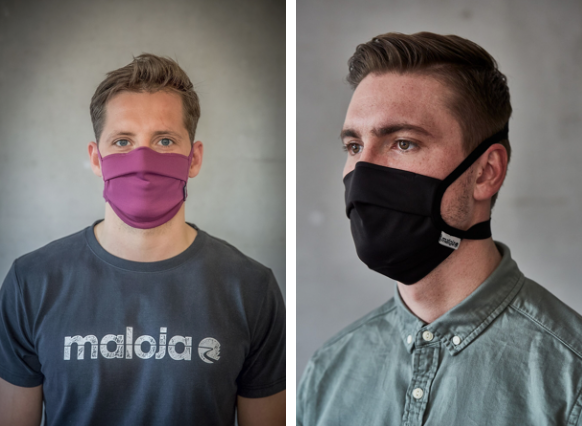 Masks by Maloja