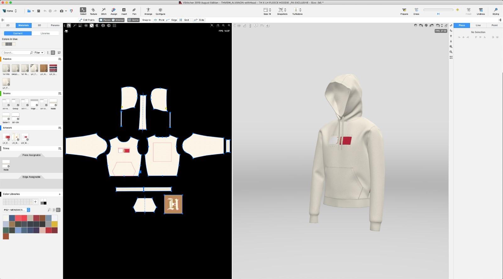 Tommy Hilfiger implements 3D design technology