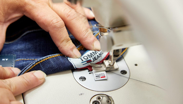 Tommy Hilfiger's circular initiative: Tommy for Life
